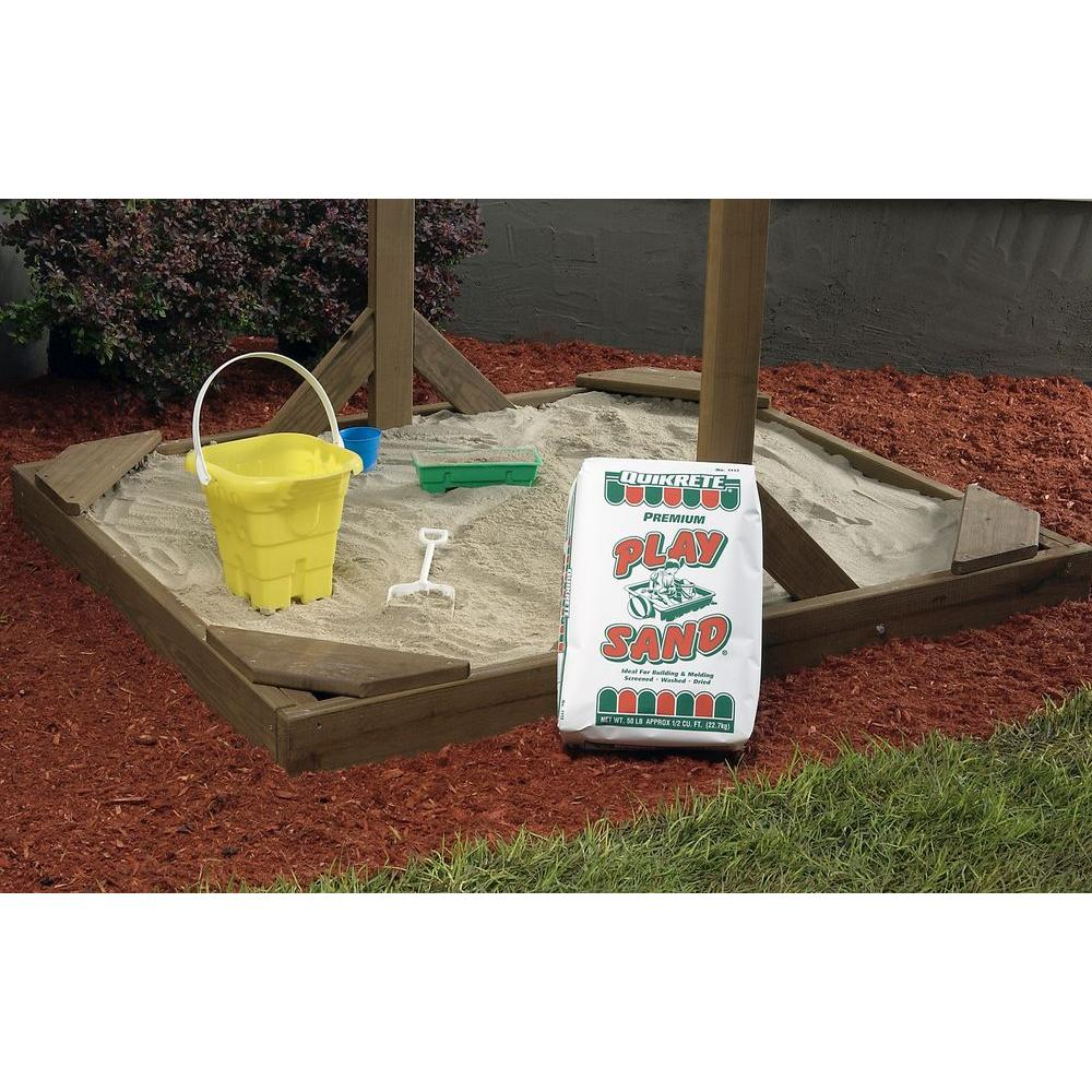 Quikrete 50 Lb Play Sand