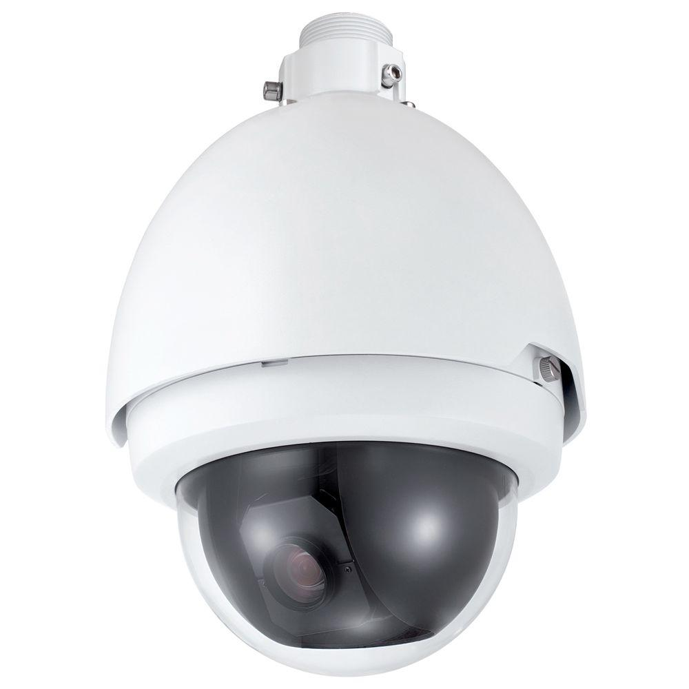 SeqCam Wired 2 Megapixel Full HD 30x Network PTZ Dome Indoor or Outdoor Standard Surveillance Camera