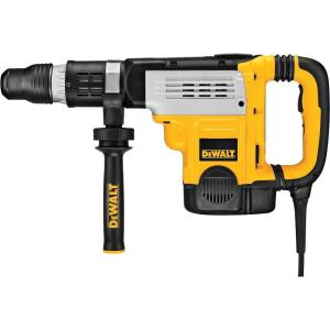 Dewalt 15 Amp 2 inch Corded SDS-max Combination Concrete/Masonry Rotary Hammer with SHOCKS and Case by DEWALT