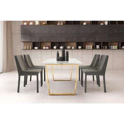 Fashion White Dining Chair (Set of 2)
