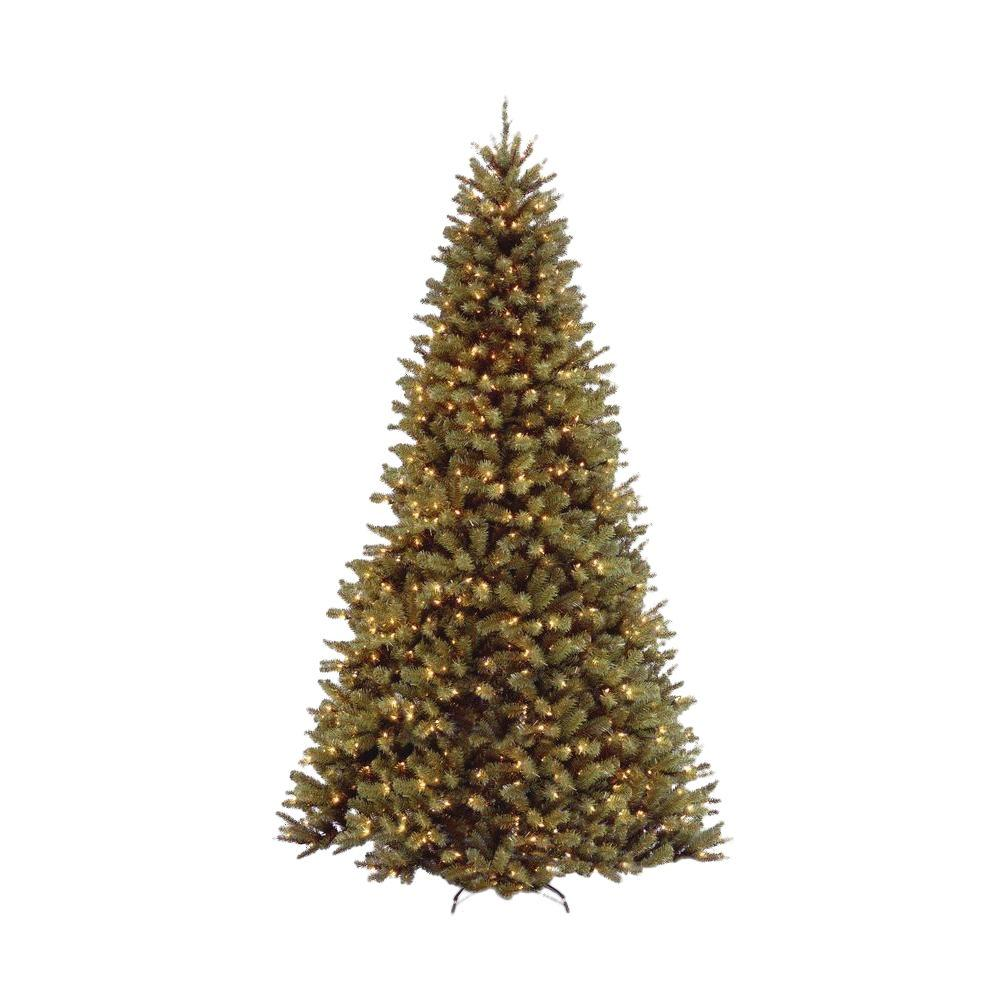 9 Ft North Valley Spruce Artificial Christmas Tree With 700 Clear  - Artificial Christmas Tree 9 Ft