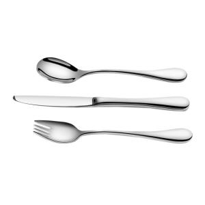 Click here to buy Artaste Rain 12-Piece 18/10 Stainless Steel Kids Flatware Service for 4 by Artaste.