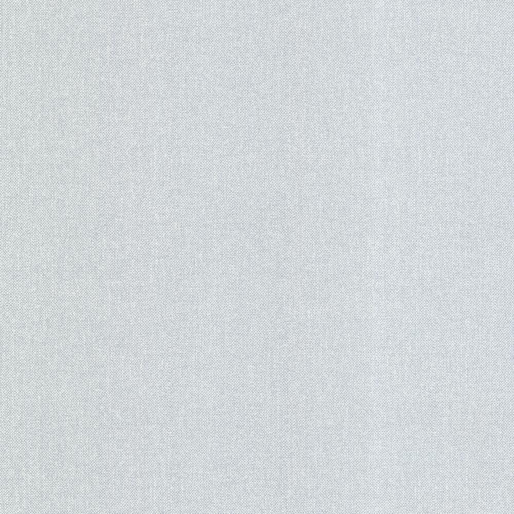 Brewster Albin Light Blue Linen Texture Wallpaper 499-20007