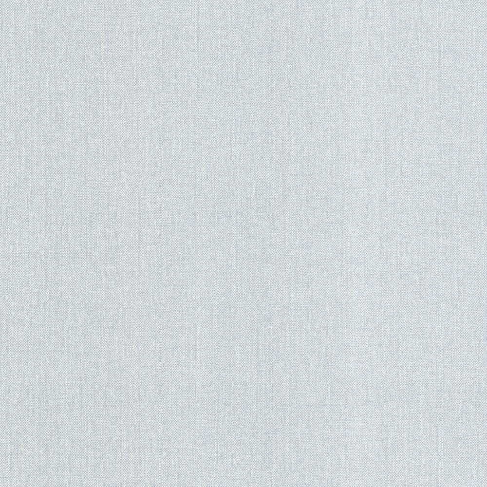 Albin Light Blue Linen Texture Wallpaper Sample