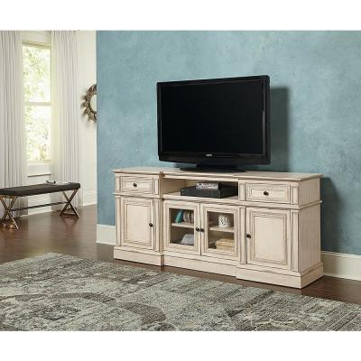 Sullivan 72 in. Bisque Entertainment Console