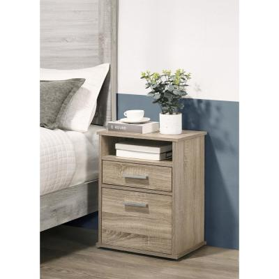 Cessna 24(H) X 18(W) X 12(D) Taupe Nightstand