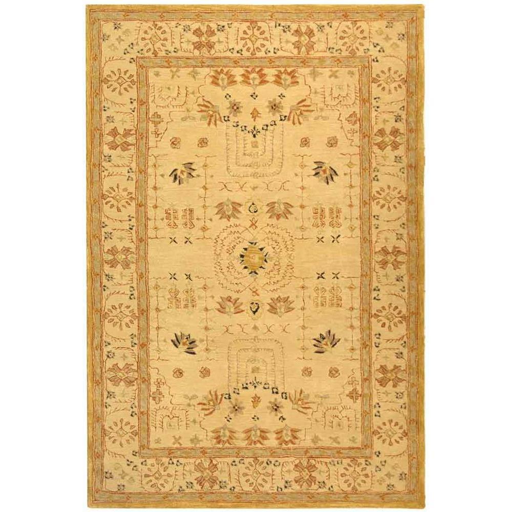 safavieh anatolia sand 9 ft x 12 ft area rug an552a 9 the home depot. Black Bedroom Furniture Sets. Home Design Ideas