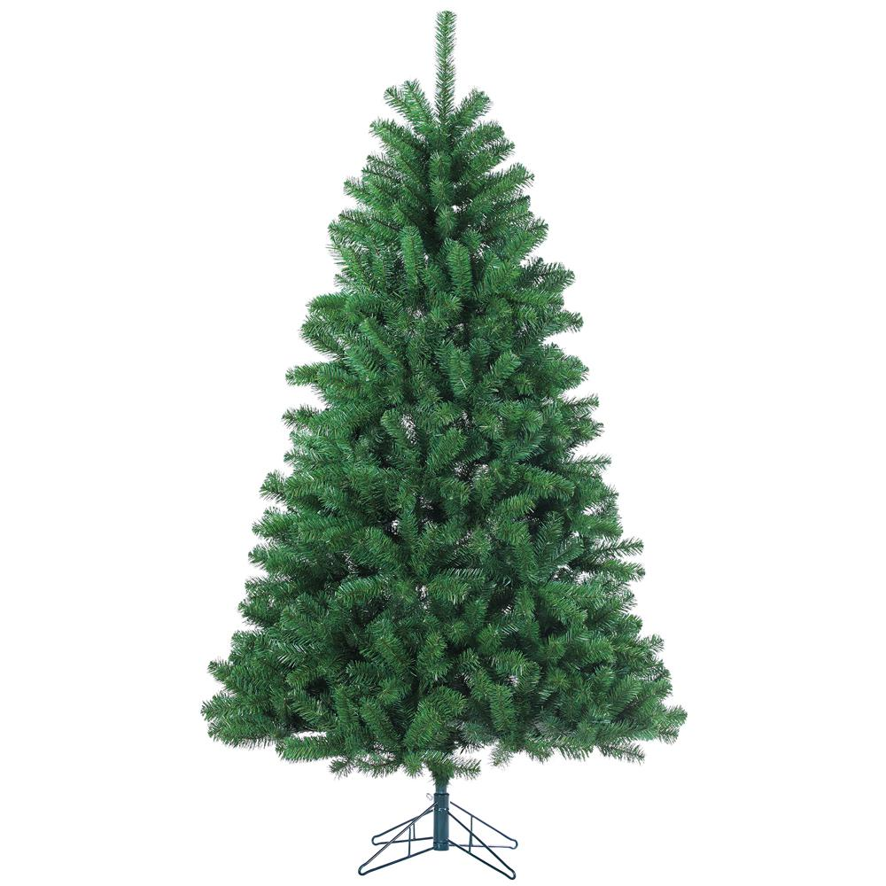 Artificial Unlit Christmas Trees