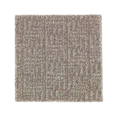 Carpet Sample - Scarlet - Color Mountain Mist Pattern 8 in. x 8 in.