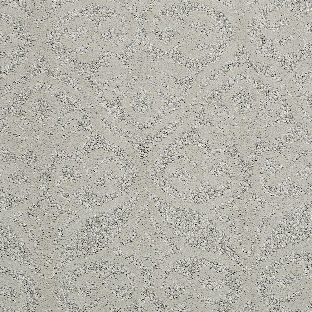 Perfectly Posh - Color Fresco Pattern 12 ft. Carpet
