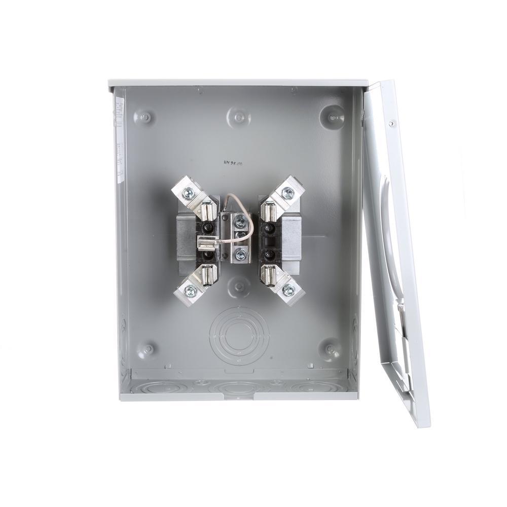 200 Amp Underground Meter Socket