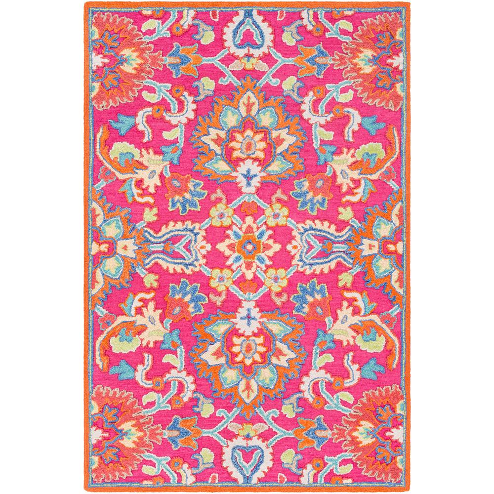 Artistic Weavers Luka Bright Pink 8 Ft. X 10 Ft. Area Rug
