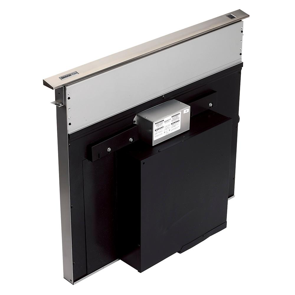 RMDD 36 in. 500 CFM Telescopic Downdraft System in Stainless Steel