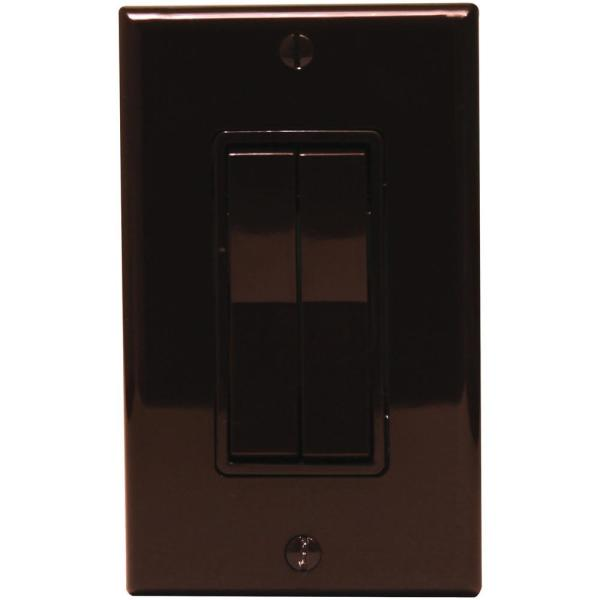 Click for Philips Hue Light Switch, Brown