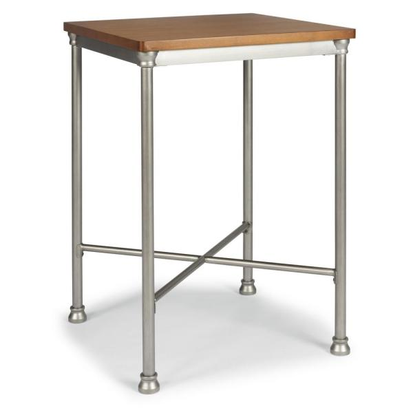 Home Styles Orleans Cherry and Gray Bar Table 5061-35
