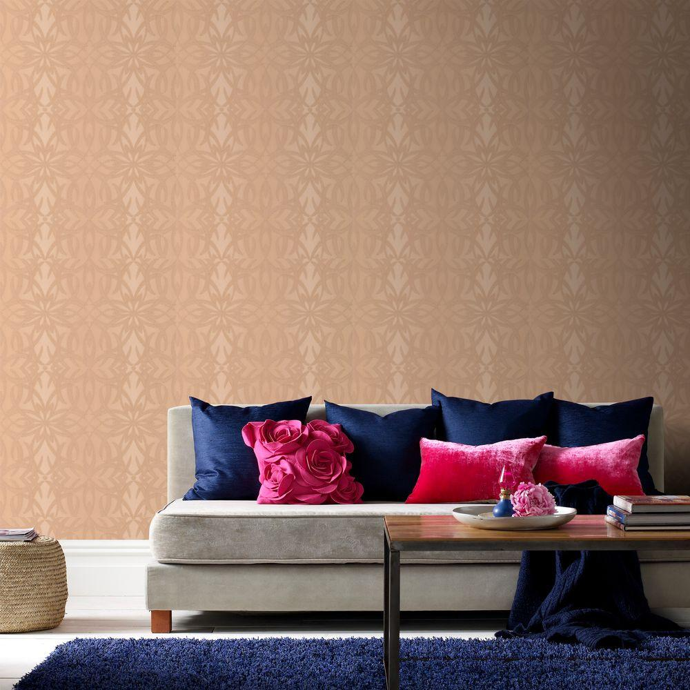 Graham & Brown 56 sq. ft. Chelsea Wallpaper