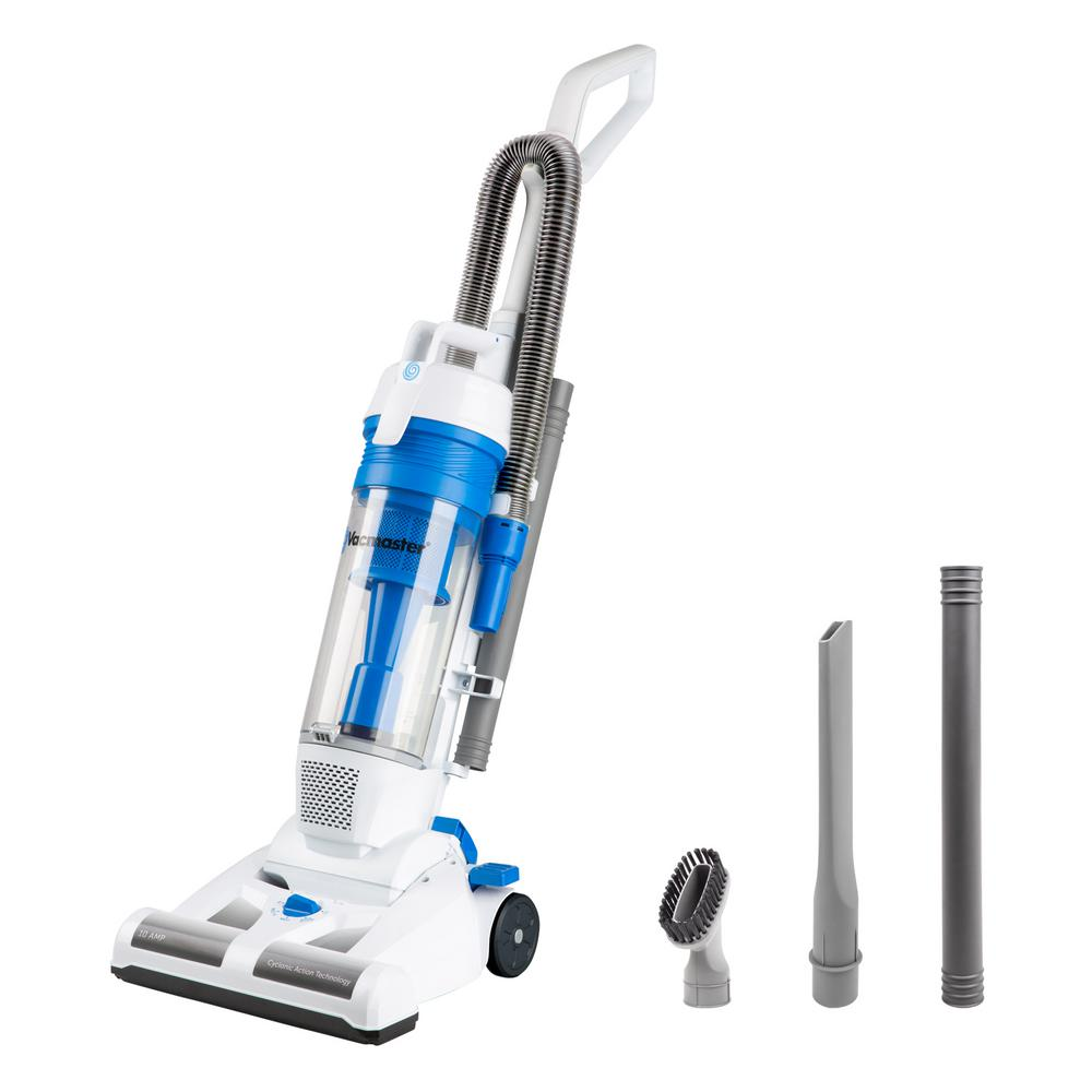 Upright Lightweight Bagless Vacuum Cleaner Heavy Duty Pet Hair Tight Space Tools