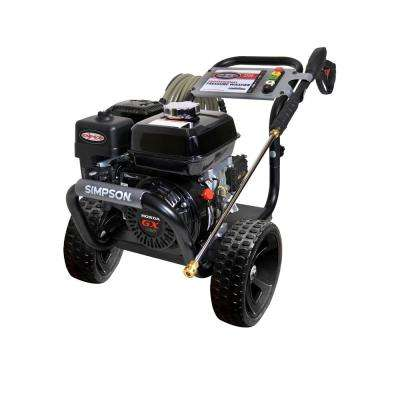 PowerShot 3,300 PSI 2.5 GPM Gas Pressure Washer Powered by Honda