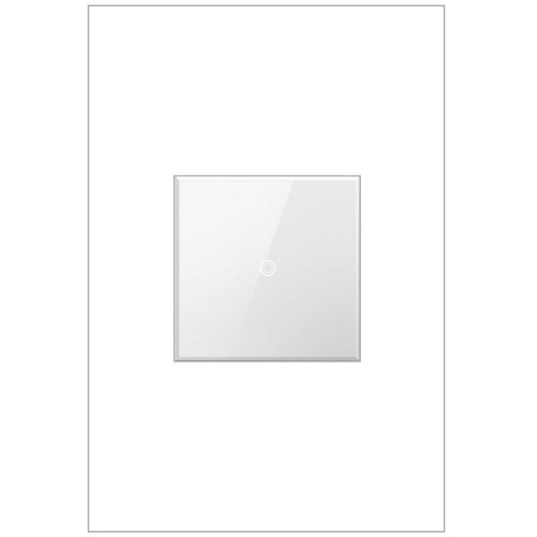 adorne Touch 15 Amp Single-Pole/3-Way Switch, White