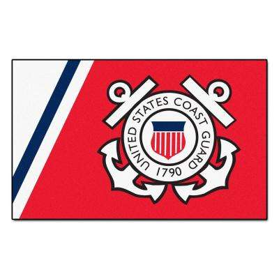 U.S. Coast Guard 5 ft. x 8 ft. Ulti-Mat