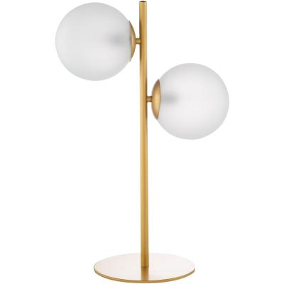 Jo 20.5 in. Gold Indoor Table Lamp