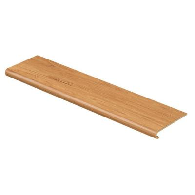 Vermont Maple/Northern Blonde 1-11/16 in. Thick x 12-1/8 in. Wide x 94 in. Length Laminate to Cover Stairs 1 in. Thick