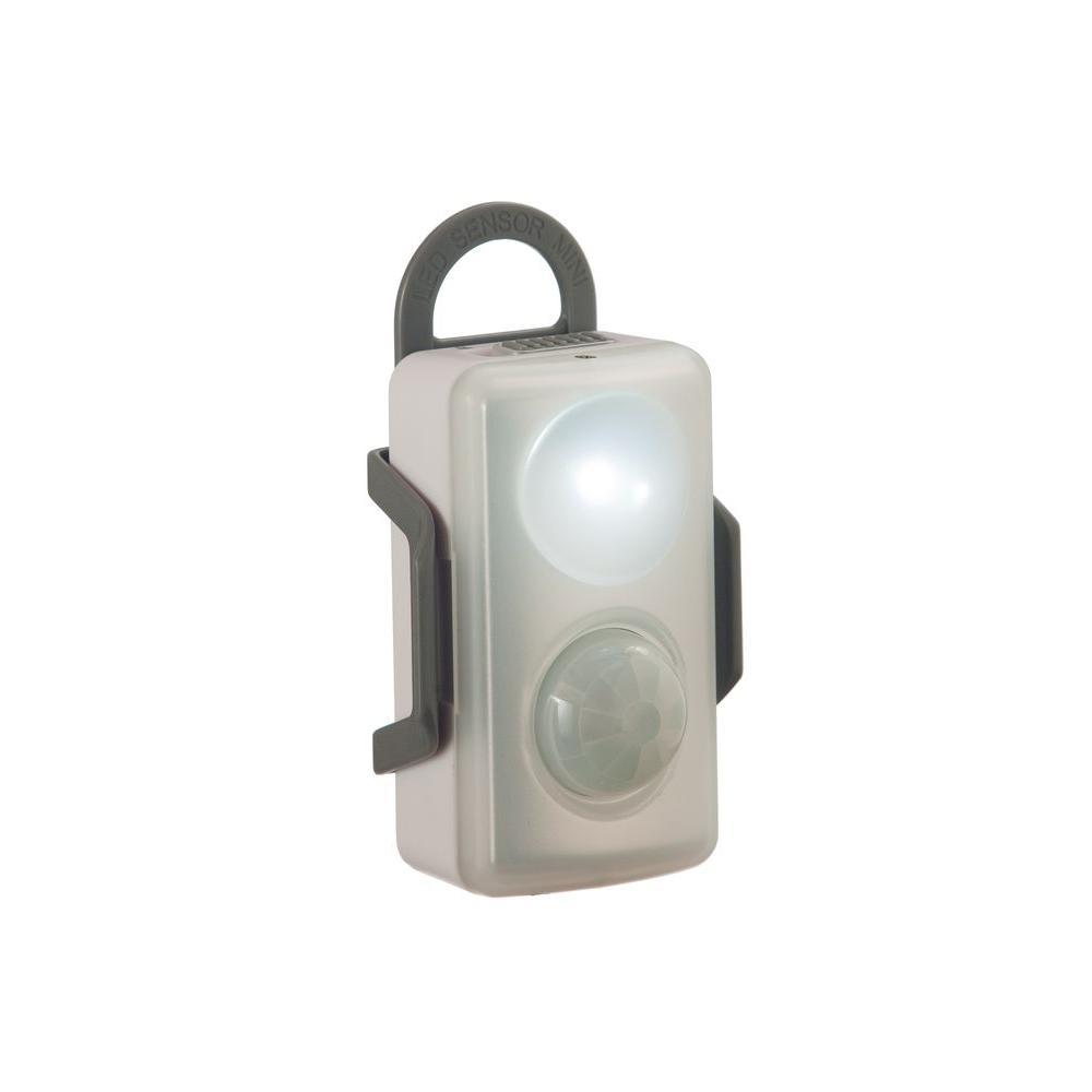 Light It! MiniGo White LED Battery Operated Sensor Night Light
