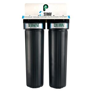 Pelican Water 2 Stage Whole House Water Filtration System by Pelican Water