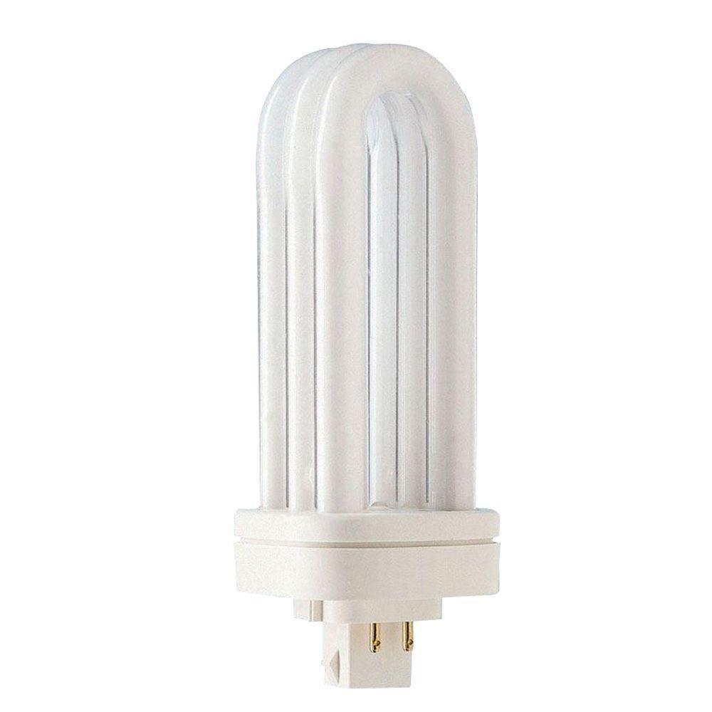 Philips 26-Watt Neutral (3500K) 4-Pin GX24q-3 CFLni Light Bulb (12-Pack)