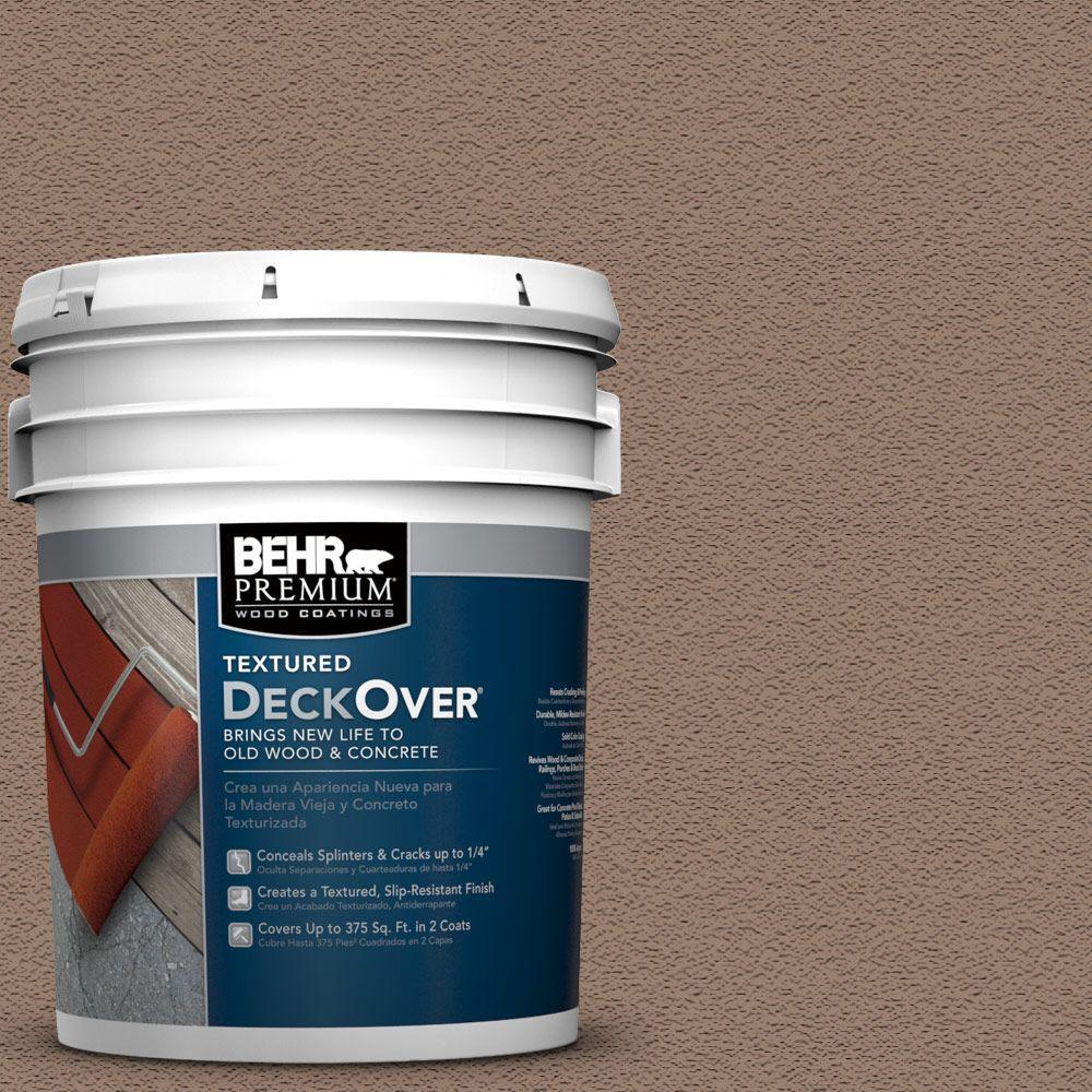 #SC-148 Adobe Brown Textured DeckOver