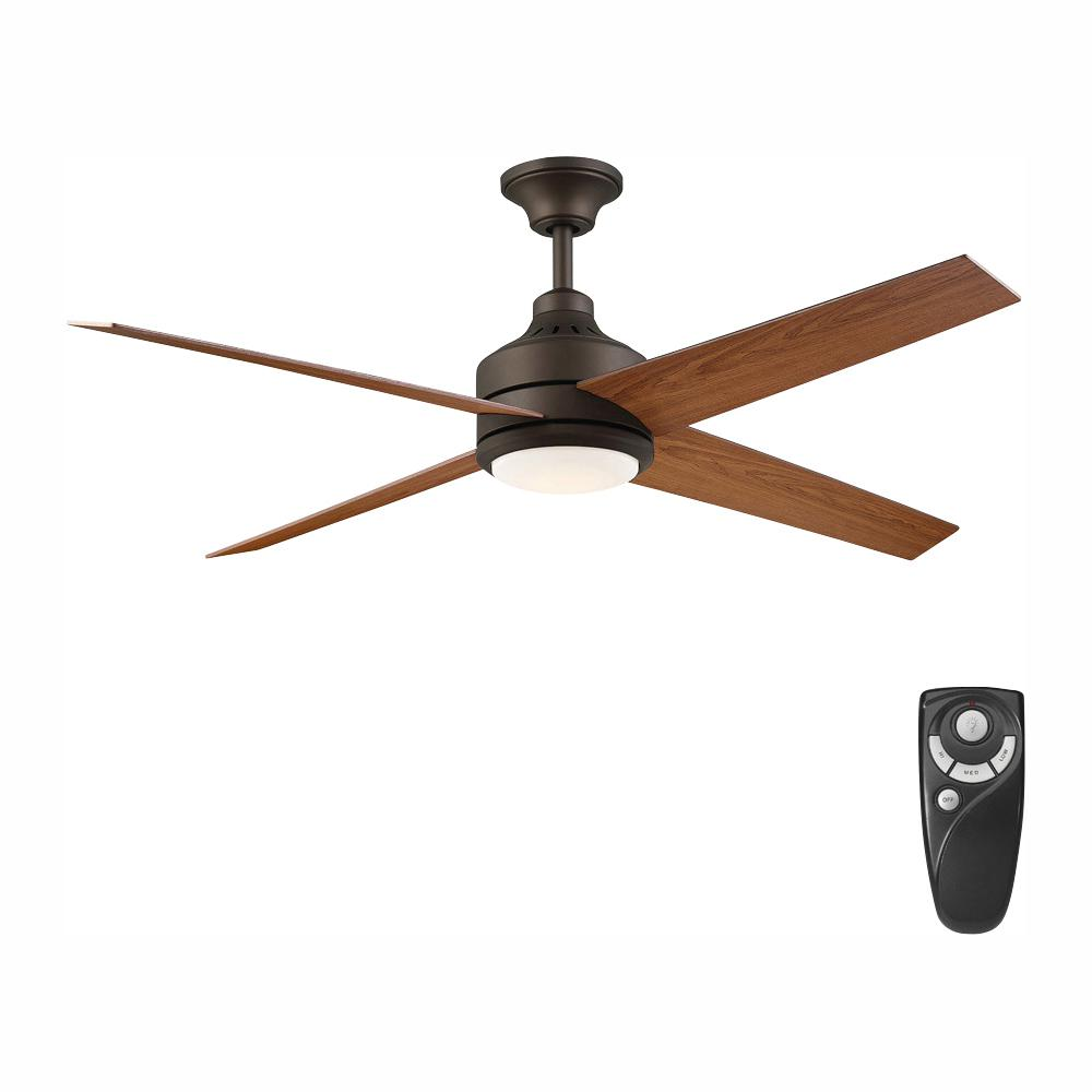 Home Decorators Collection Mercer 56 In. Integrated LED