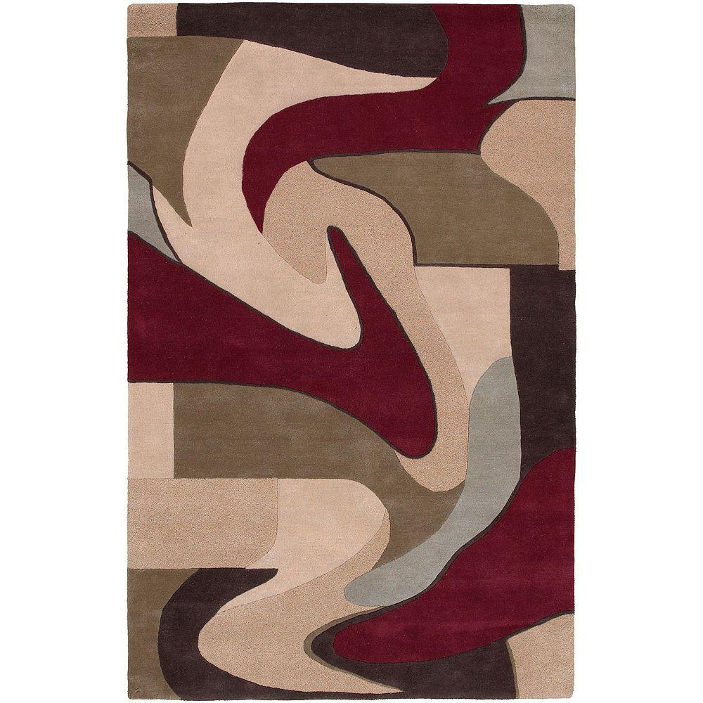 Artistic Weavers Bicknell Beige 5 ft. x 8 ft. Area Rug