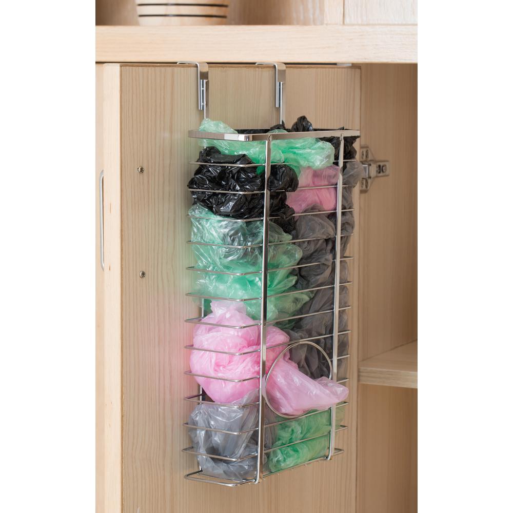 Cabinet Metal Plastic Bag