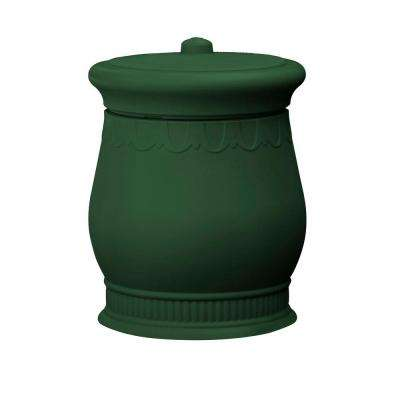 Savannah 23 In. X 23 In. X 32 In. Polyethylene Urn Waste And