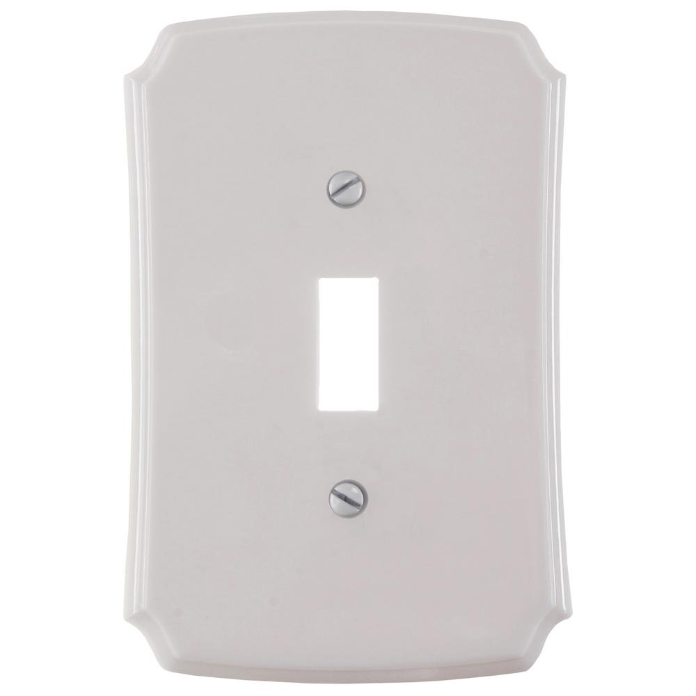 Amerelle Classic 1 Toggle Wall Plate