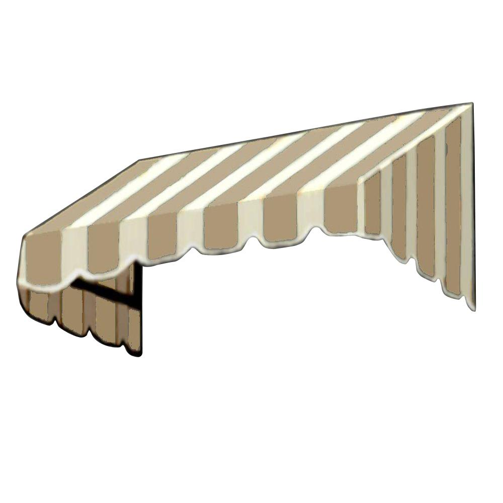 7 ft. San Francisco Window Awning (31 in. H x 24