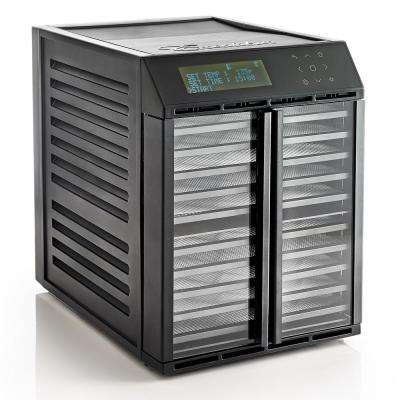 10 Tray 2 Zone Dehydrator with Digital Controls