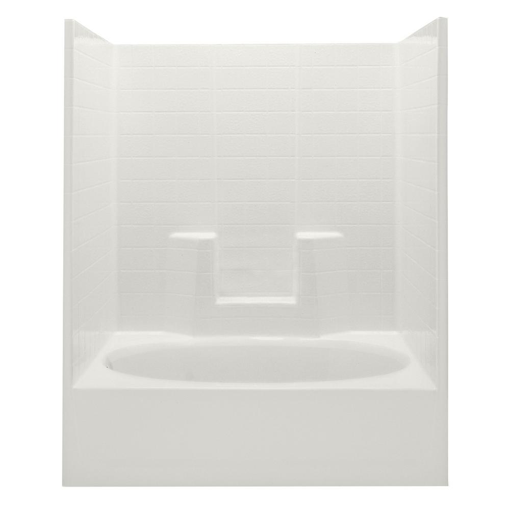 Everyday Textured Tile 60 in. x 36 in. x 72 in.