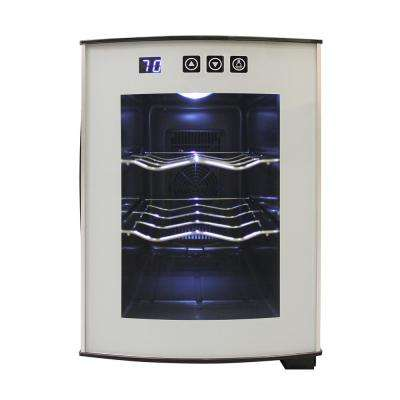 6 Bottle Thermoelectric Wine Cooler