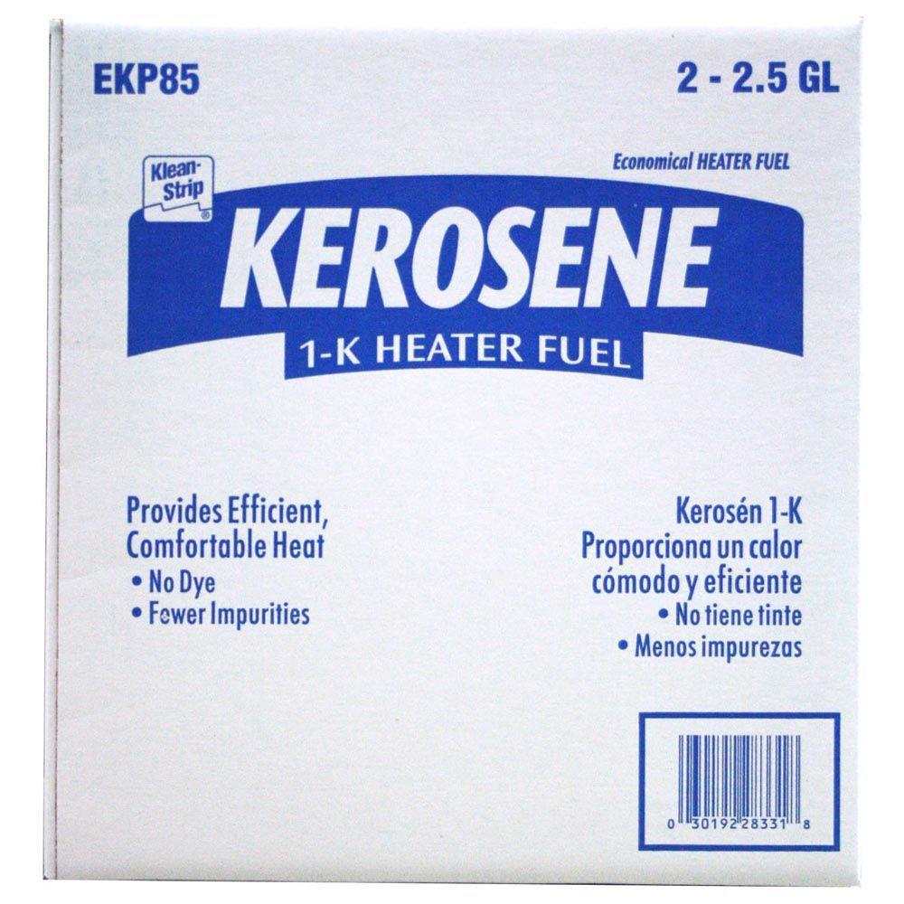 2.5 Gal. K1 Kerosene Heater Fuel (2-Pack)