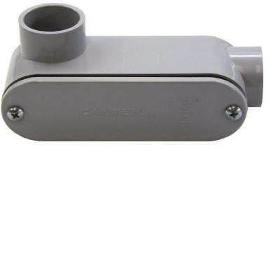 1 in. LR Conduit Body
