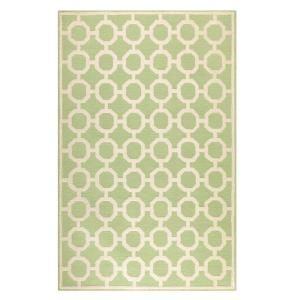 Deals on Home Decorators Collection Espana Sage 2-ft x 8-ft Runner Rug