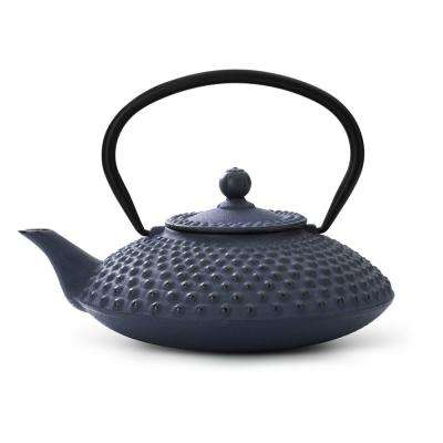 42 fl. oz. Blue Xilin Teapot