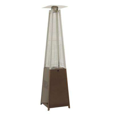 42000 BTU Gold Gas Patio Heater