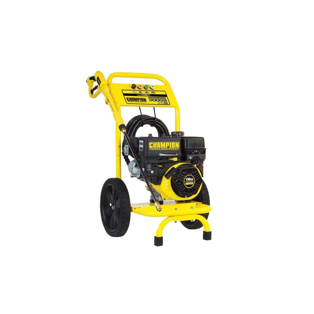 3,000-PSI 2.5-GPM Gas Pressure Washer with Pressure Washer Wand