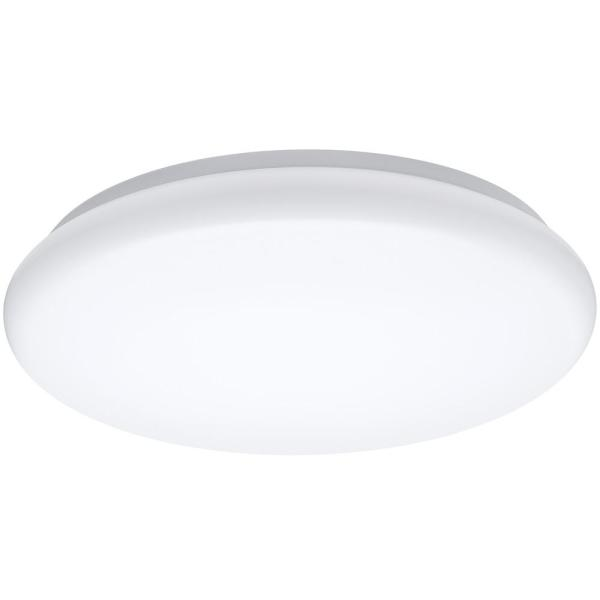 16 in. Color Changing CCT Selectable LED Low Profile Flush Mount Ceiling Light 1600 Lumens 120-277V Dimmable