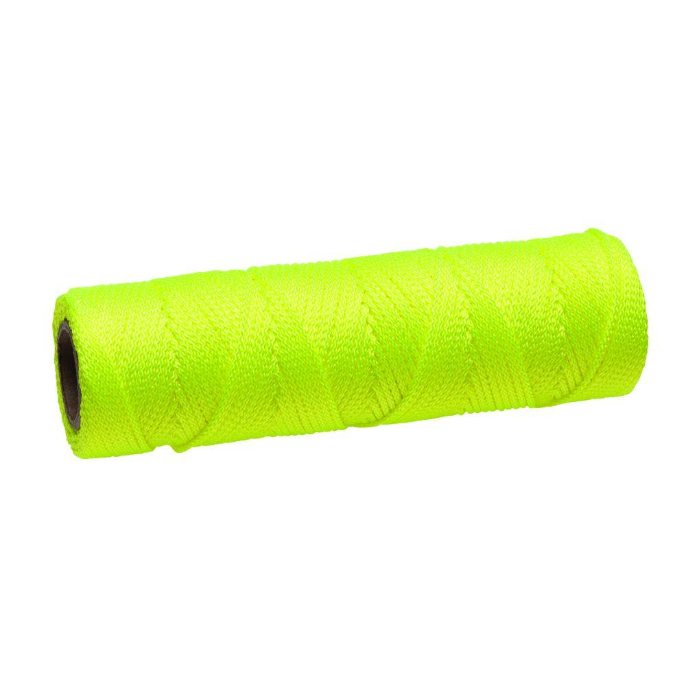 #18 x 225 ft. Yellow Twisted Polypropylene Mason Twine