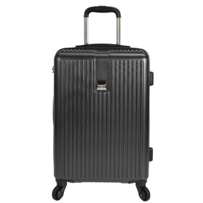 Sparta 21 in. Hardside Spinner Suitcase, Charcoal