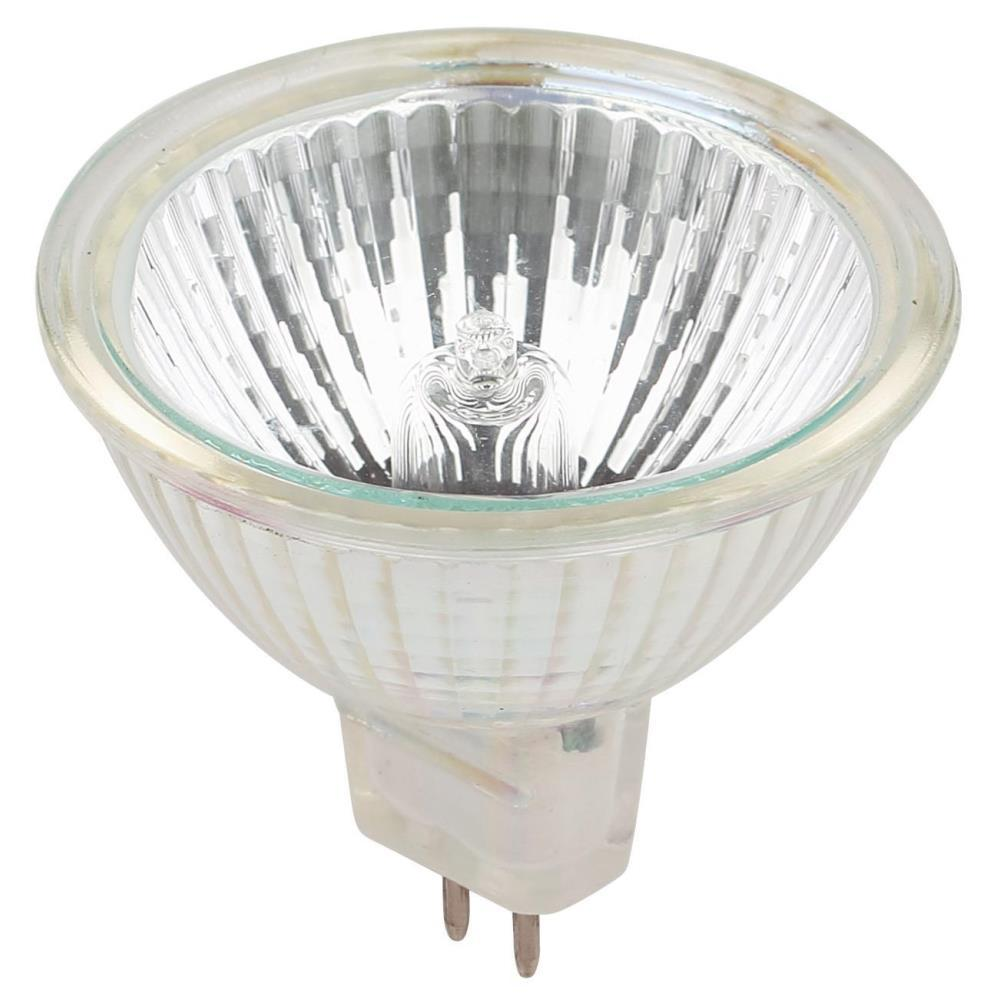 20-Watt Halogen MR16 Clear Lens GU7.9/8.0 Base Flood Light Bulb