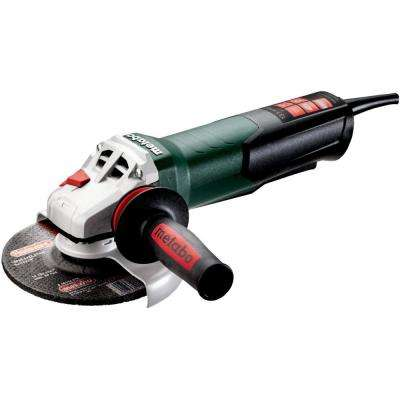 13.5 Amp Corded 6 in. WEP 15-150 Quick Angle Grinder